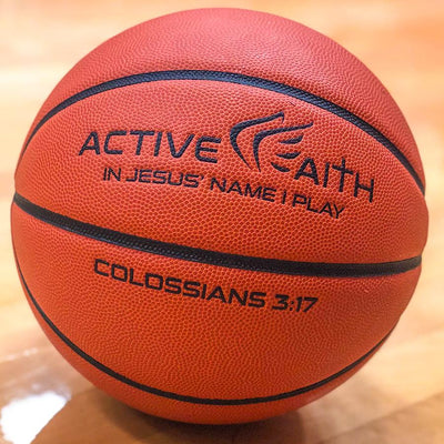 Active Faith ELITE Indoor Basketball