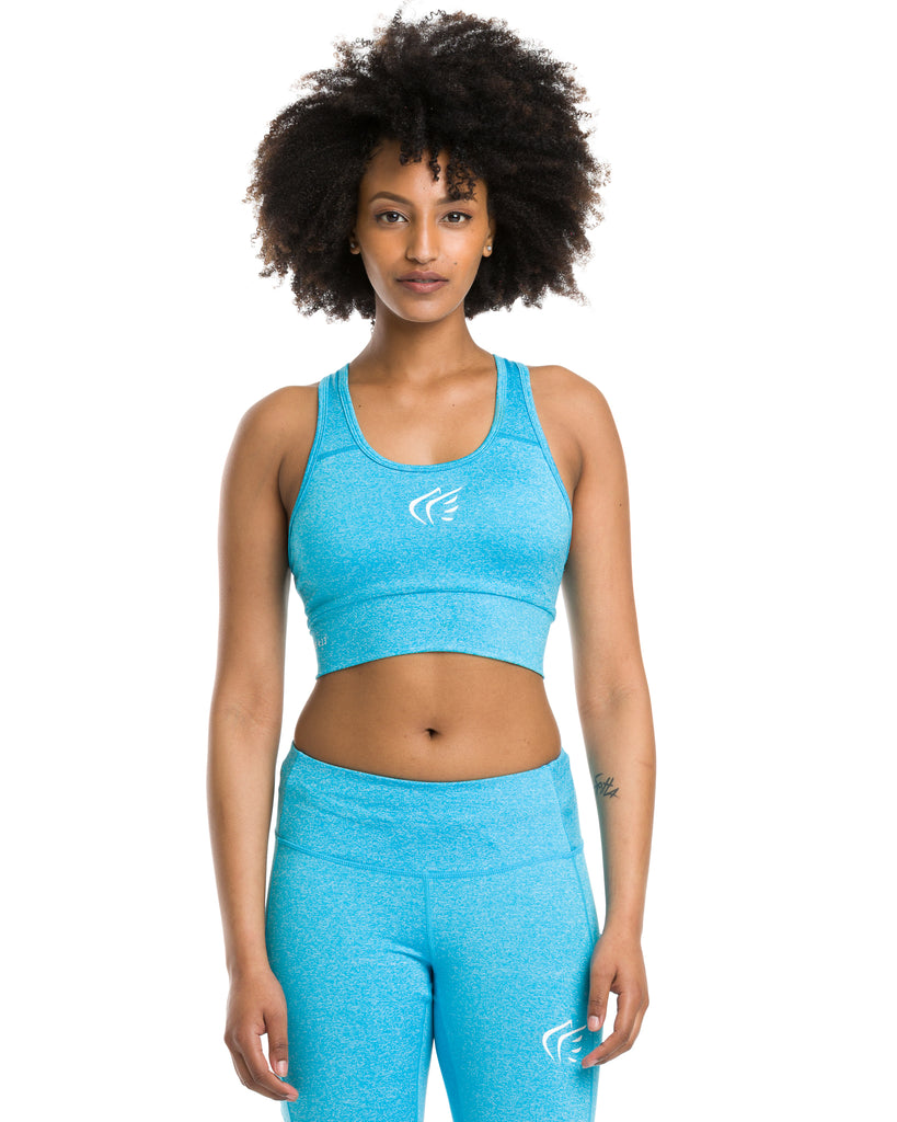 Women's Active Faith I Can Sports Bra