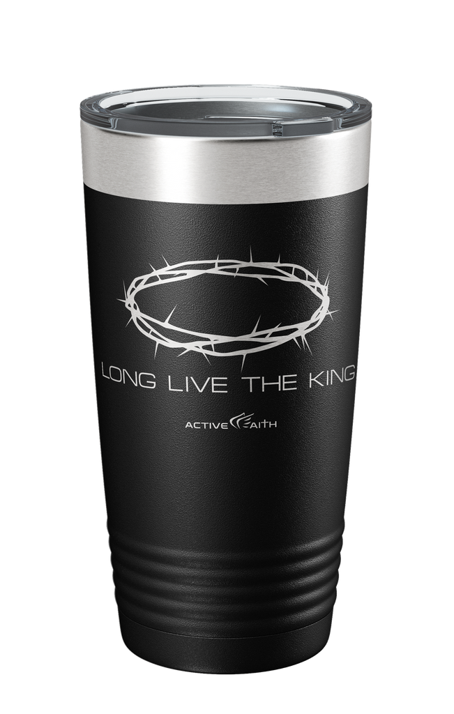 Long Live The King Tumbler