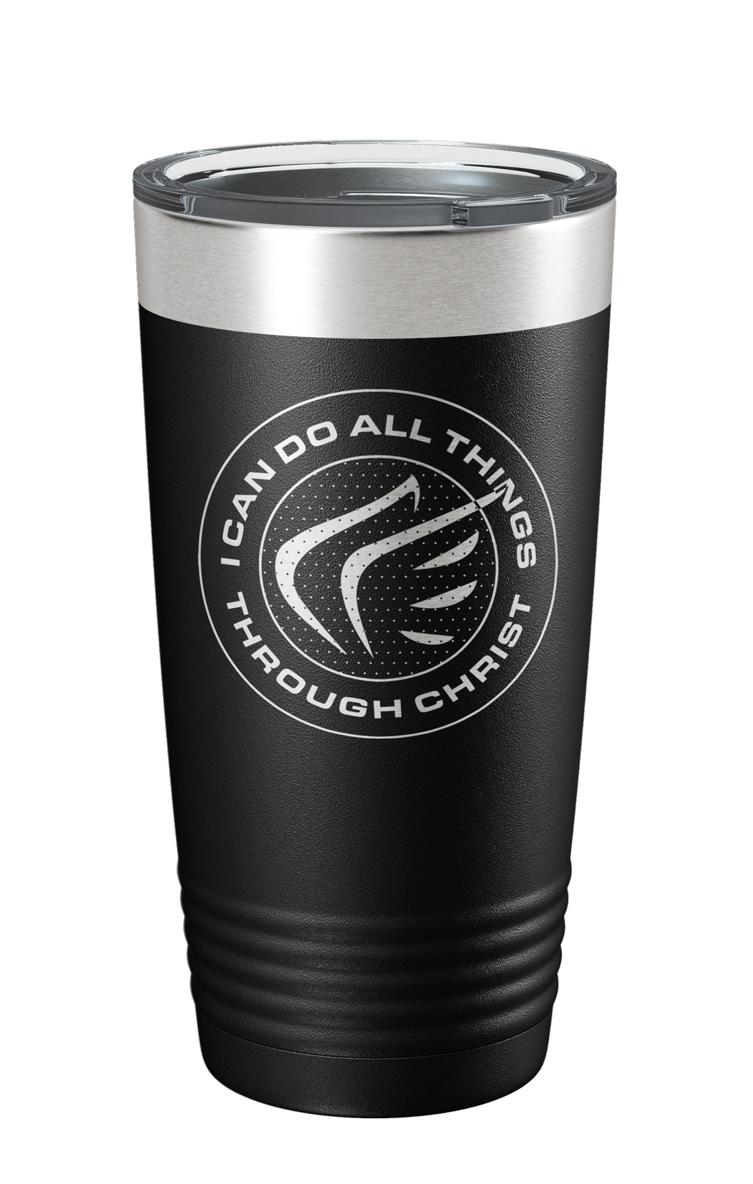 I Can Do All Things Through Christ Tumbler