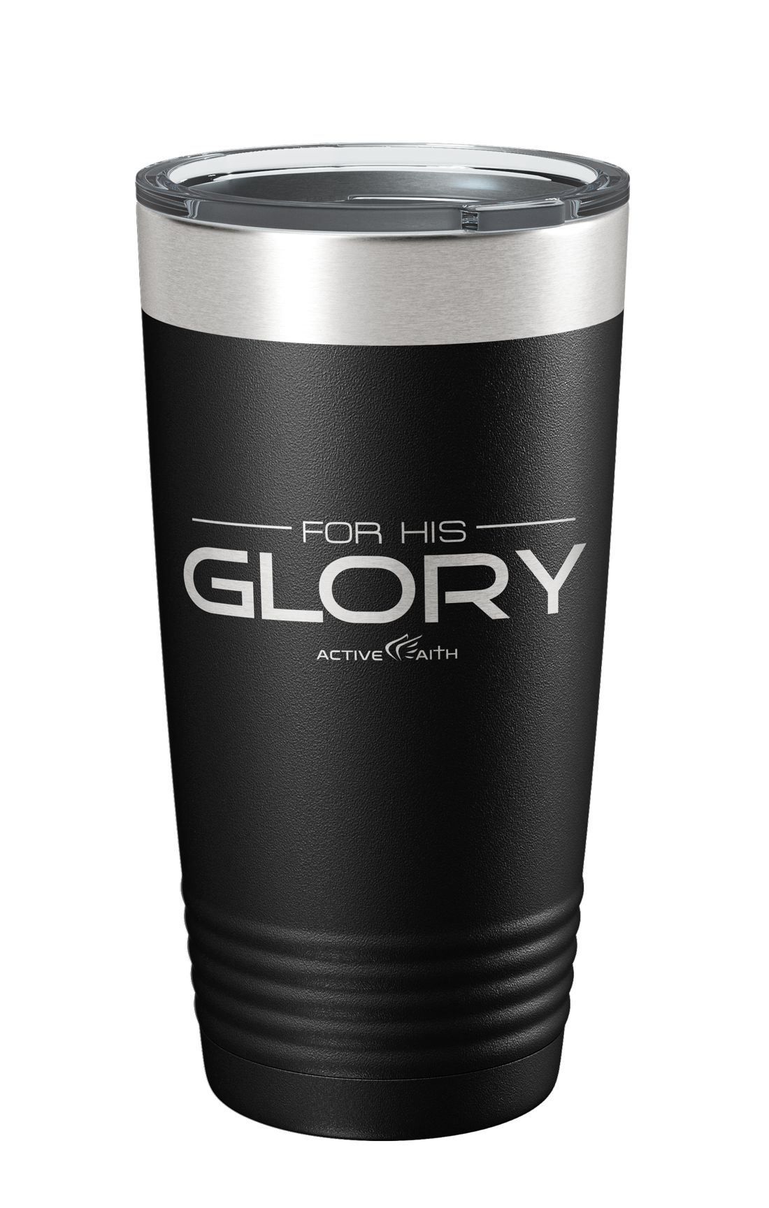 For His Glory Tumbler