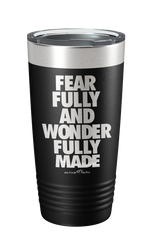 Fearfully & Wonderfully Made Tumbler