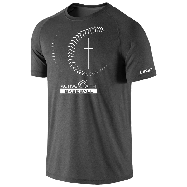 Youth Active Faith Baseball Performance Shirt