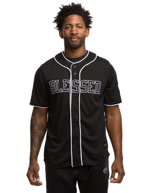 BLESSED Authentic Baseball Jersey