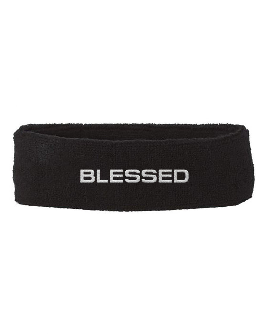 Blessed Sweatband