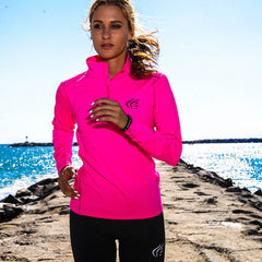 Women's Half-Zip Performance Top