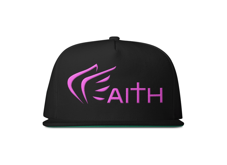 FAITH Snapback (Breast Cancer Awareness Edition)
