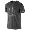 Youth Active Faith Football Performance Shirt