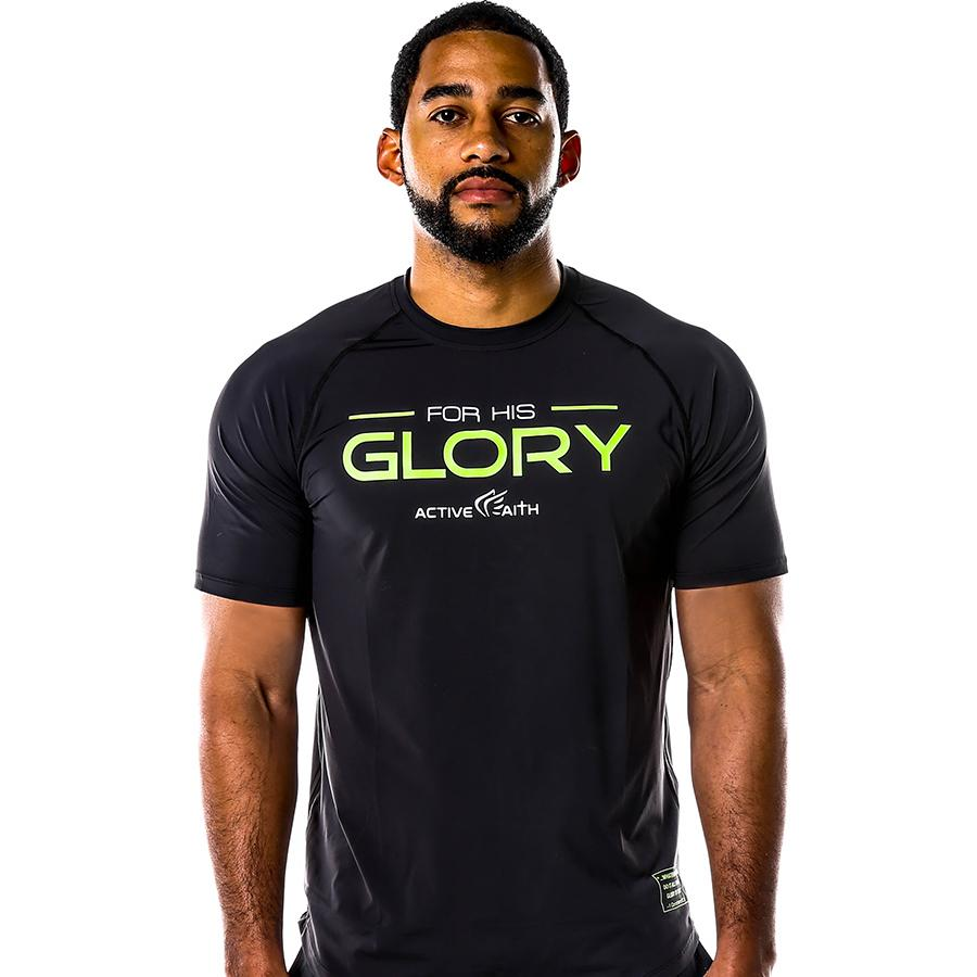 For His Glory Performance Shirt