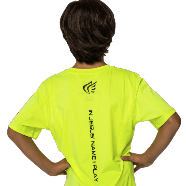 Youth Logo Performance Shirt