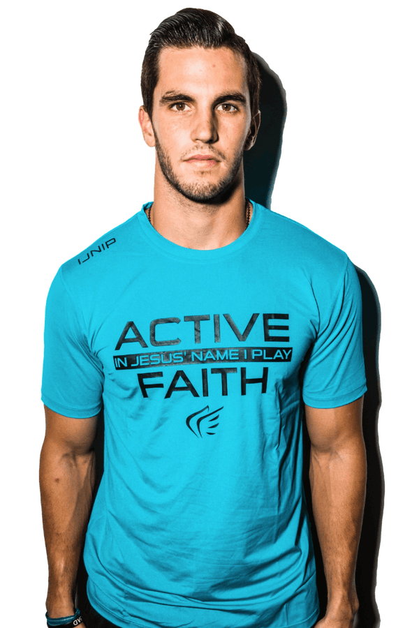 Active Faith STATEMENT Performance Shirt