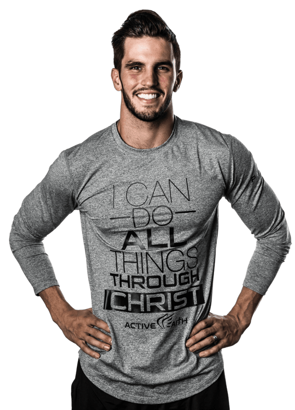 Men's I Can BOLD Longsleeve Shirt