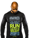 Men's Longsleeve EasyDri Running Shirt