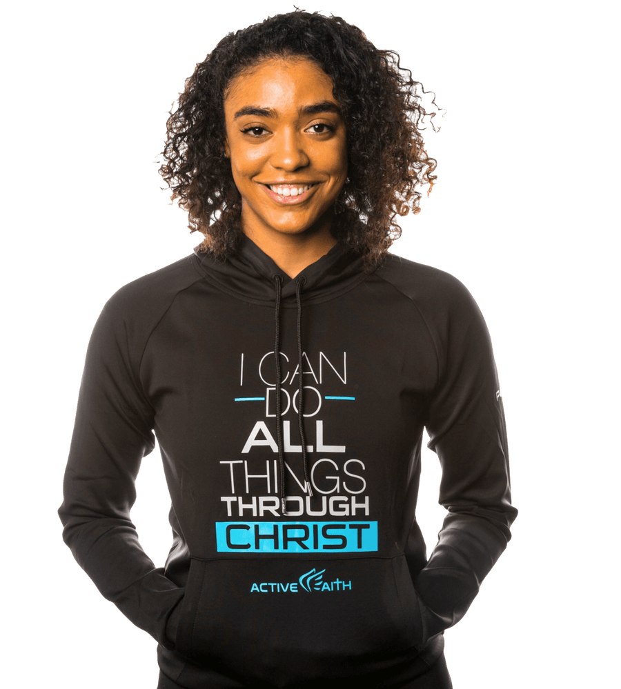 Women's I Can Bold Performance Hoodie