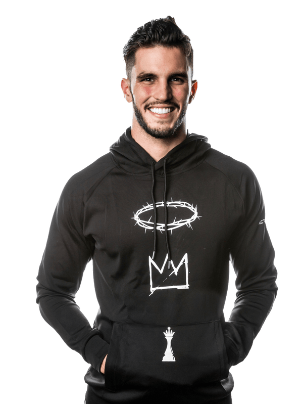 Men's KING of All Kings Performance Hoodie