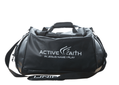 Active Faith ELITE Duffle Bag