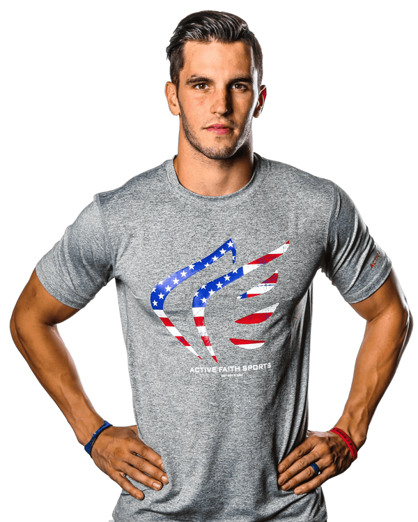 Men's USA Wings Performance Shirt