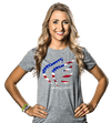Women's USA Wings Performance Shirt