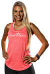 Women's Active Faith Logo Tank