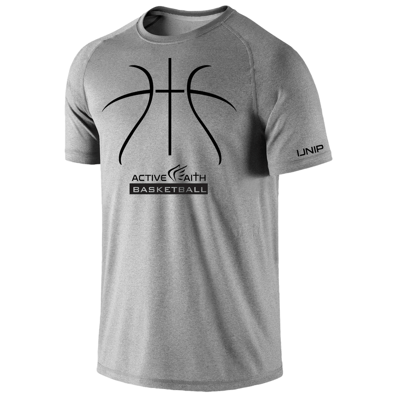 Youth Active Faith Basketball Performance Shirt