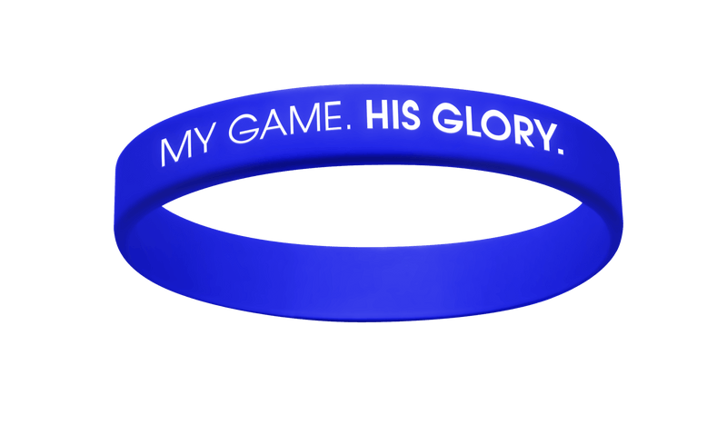 My Game HIS GLORY Band