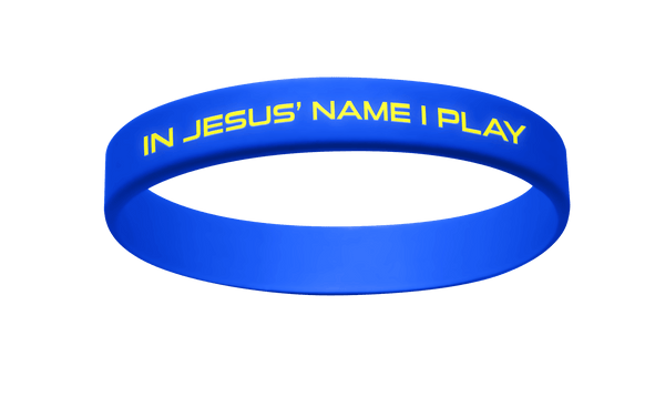 Active Faith IJNIP Band Blue/Yellow