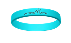 Active Faith IJNIP Band Teal/Black