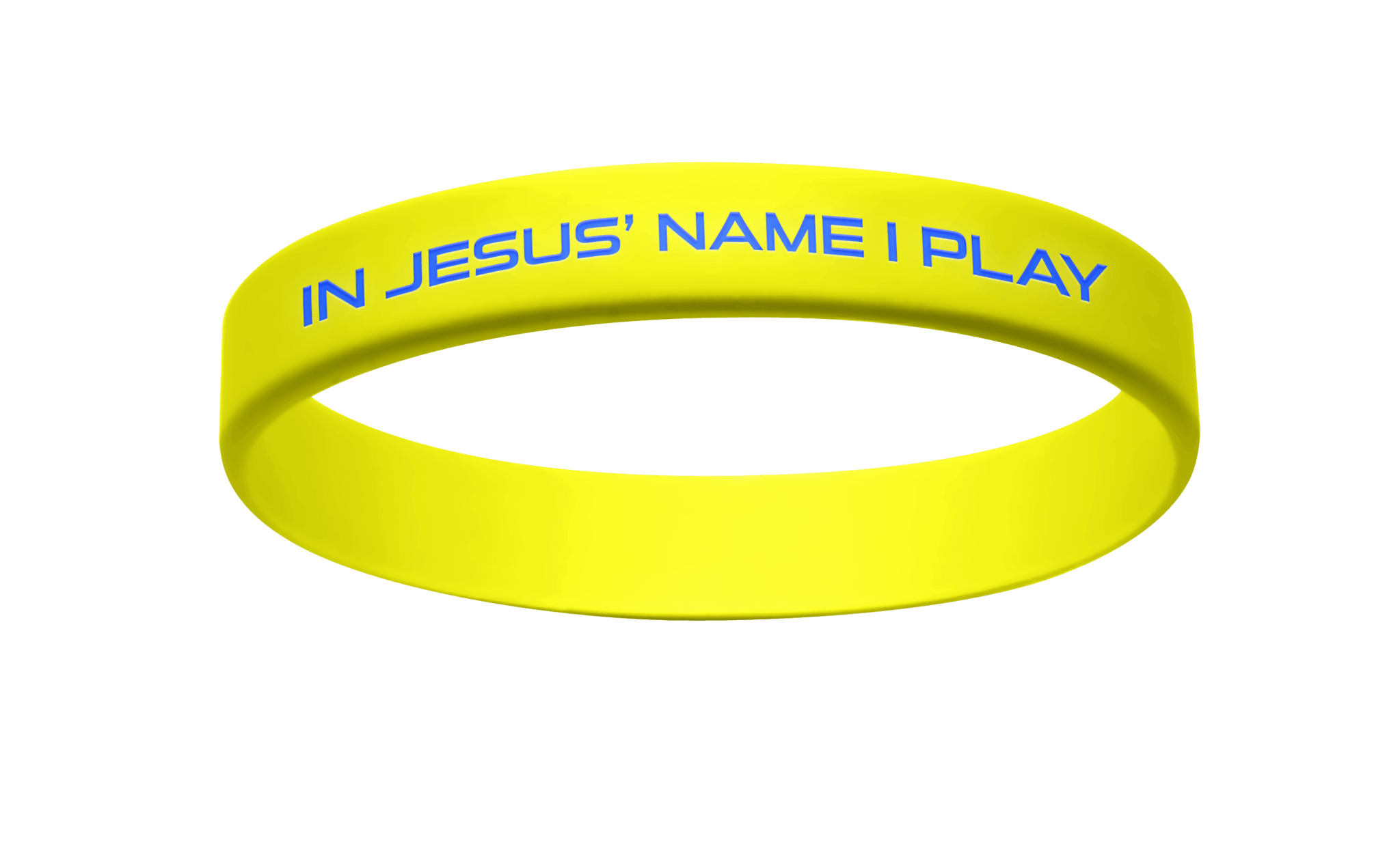 Active Faith IJNIP Band Yellow/Blue