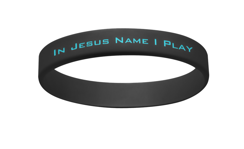 Active Faith IJNIP Band Black/Teal
