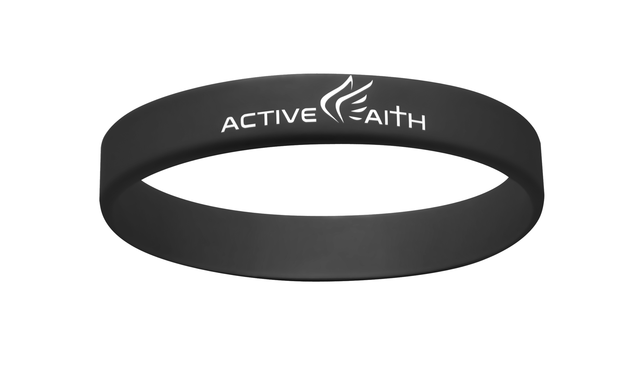 Active Faith IJNIP Band Black/White
