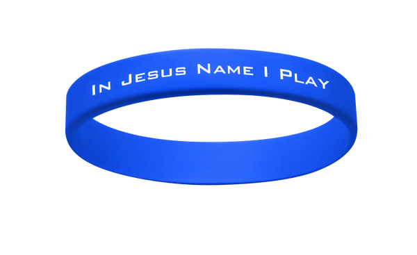 Active Faith IJNIP Band Blue/White