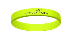 Active Faith IJNIP Band Lime/Black
