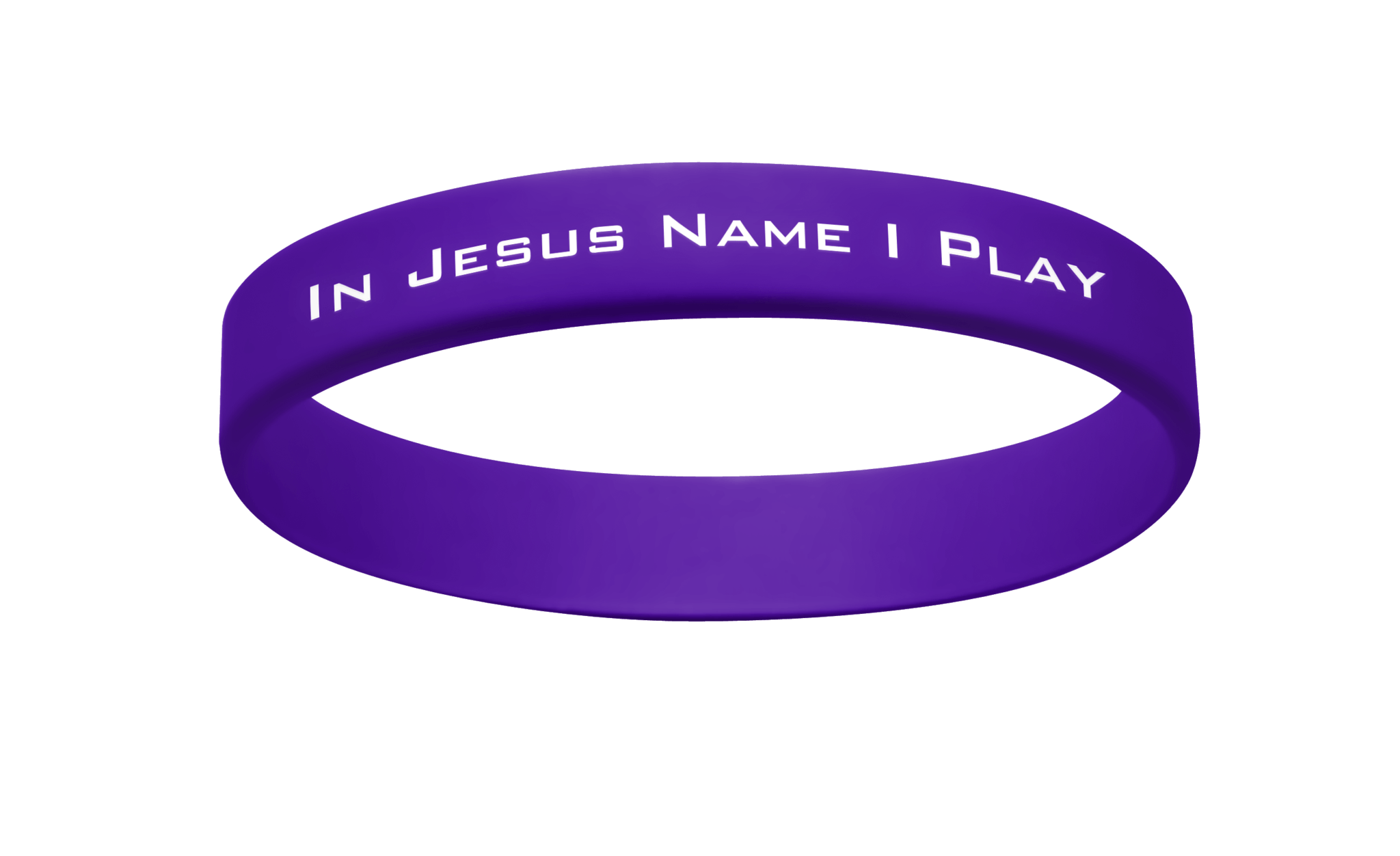 Active Faith IJNIP Band Purple/White