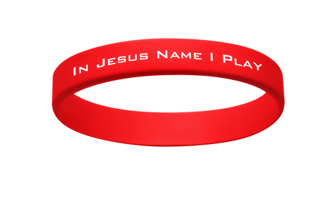 Active Faith IJNIP Band Red/White