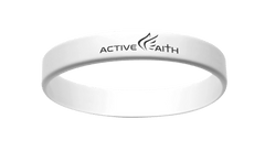 Active Faith IJNIP Band White/Black