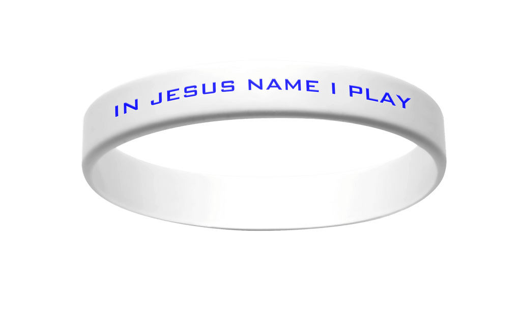 Active Faith IJNIP Band White/Blue