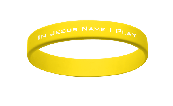 Active Faith IJNIP Band Yellow/White