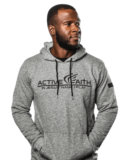 Men's Statement Fleece Pullover Hoodie