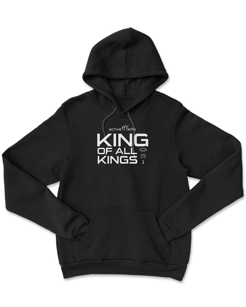 King of All Kings Statement Lifestyle Hoodie