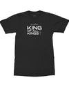 King of All Kings Performance Shirt, Black White