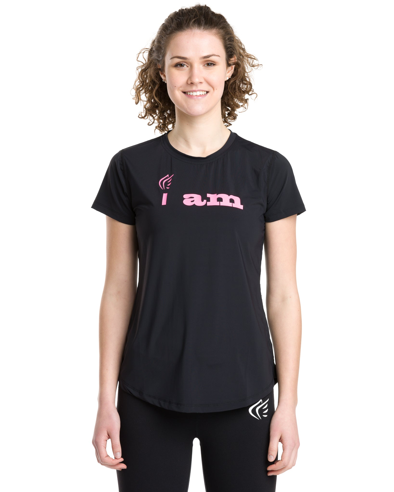 "Ladies' ""I AM"" EasyDri Shirt"