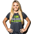 Women's I AM BLESSED EasyDri Shirt