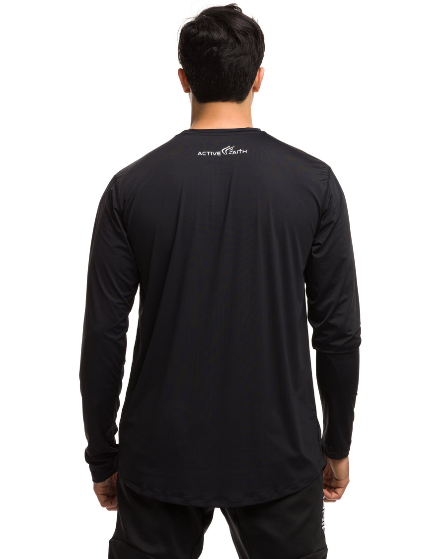 Men's Blessed Athletic Performance Longsleeve Shirt