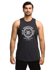 Men's Iron Sharpens Iron Performance Tank