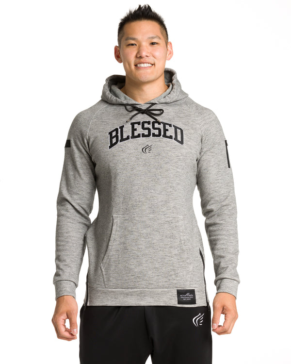 BLESSED Performance Fleece Hoodie