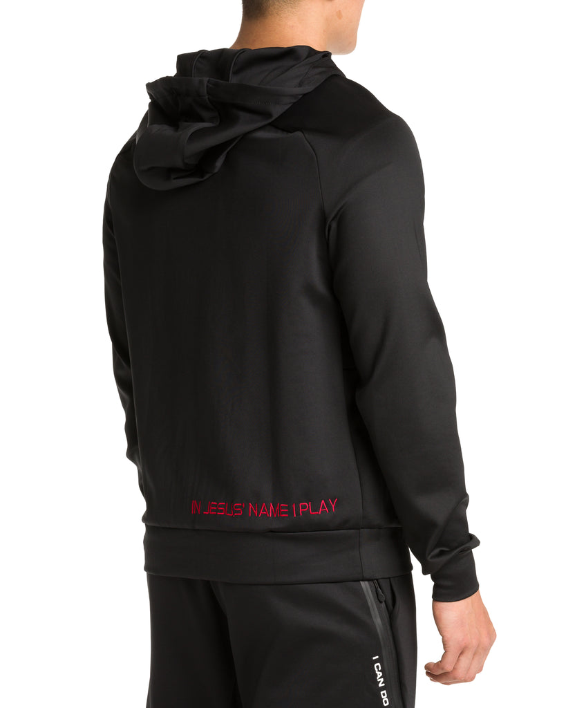 Men's Full Zip Performance Hoodie