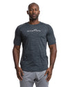 Logo Performance Shirt Charcoal