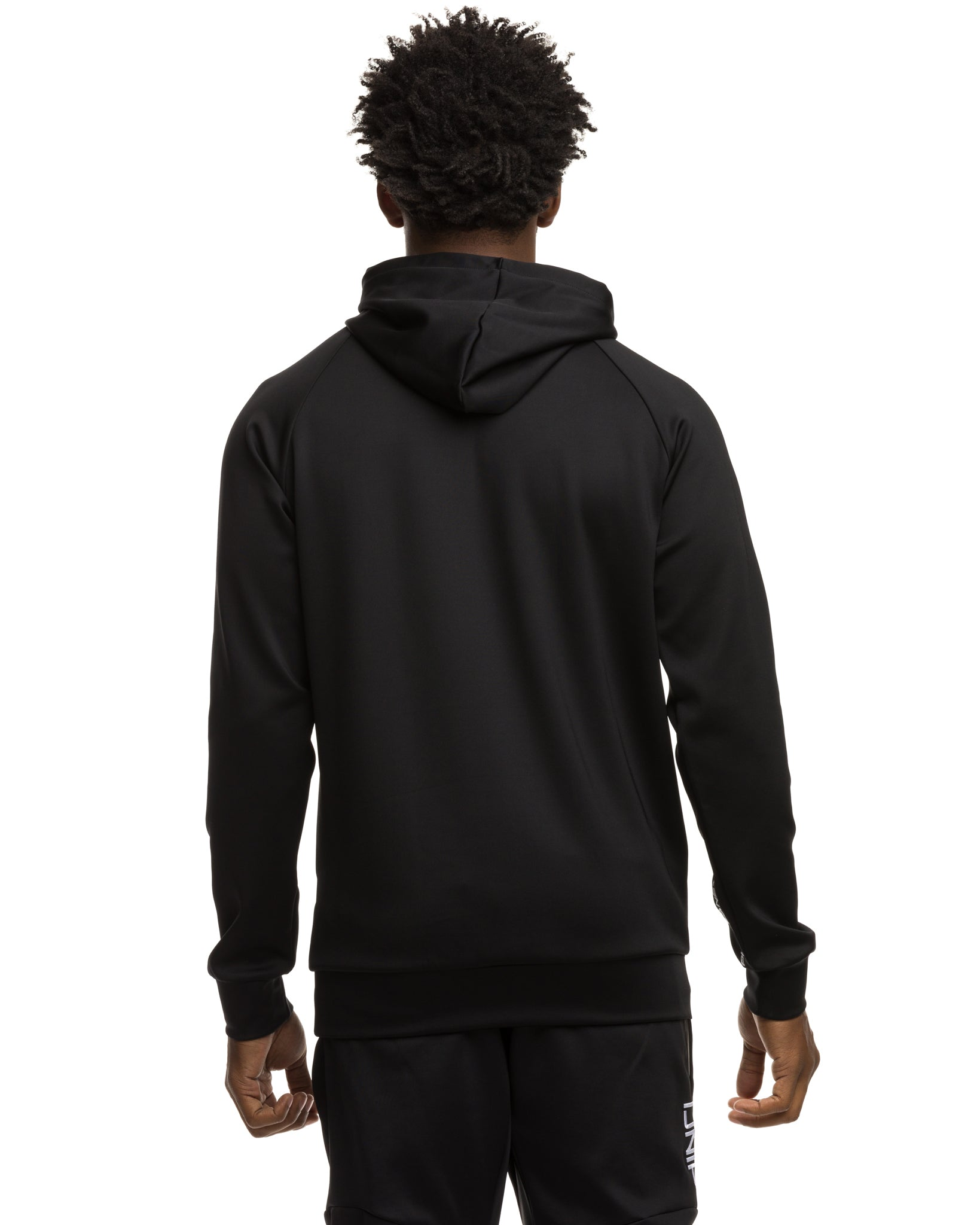 Men's I Can Box Logo Performance Hoodie