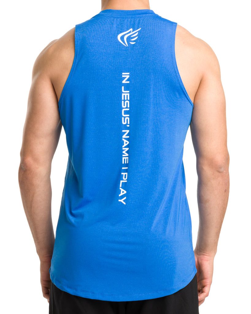 Men's Logo Performance Tank