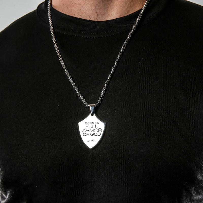 Shield of faith jewelry most popular and best image jewelry u7 necklace cross shield of faith stainless steel pendant aloadofball Images